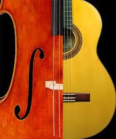 Cello and Guitar Music on special!